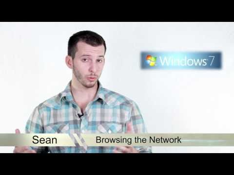 Learn Windows 7 - Network Sharing