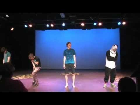 TEDxSIT: The Cookie Harrist Dance Crew