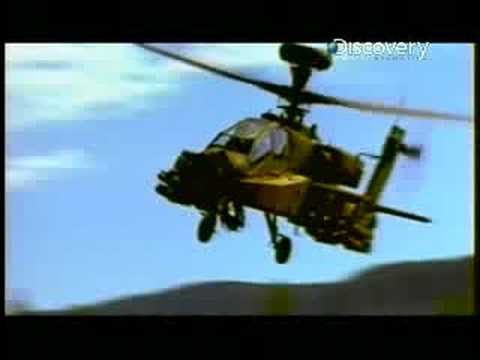 Future Weapons: Apache Longbow