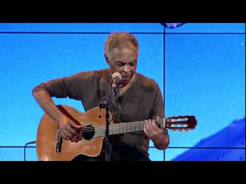 Gilberto Gil, Singer and Composer performs at Zeitgeist Americas 2011