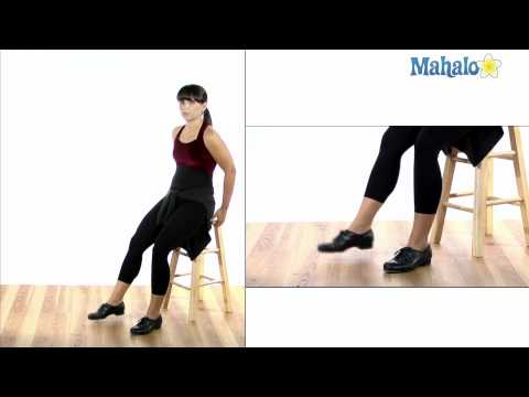 How to Tap Dance: Double Pull Backs