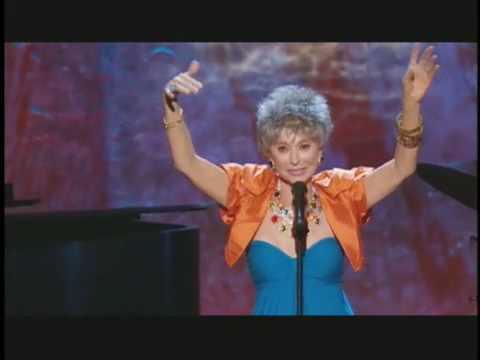 THE KENNEDY CENTER MARK TWAIN PRIZE FOR AMERICAN HUMOR    Rita Moreno   PBS