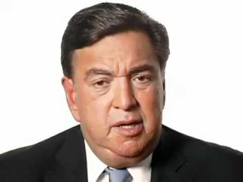 Bill Richardson: Are you running for Vice President?