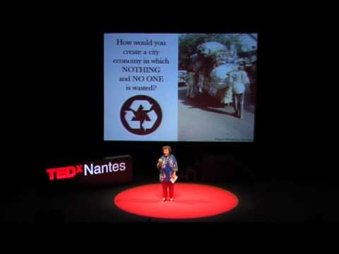 TEDxNantes - Bliss Browne - A Conversation with the future