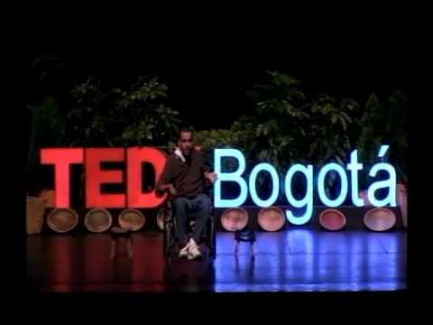 Juan Pablo Salazar at TEDxBOGOTA