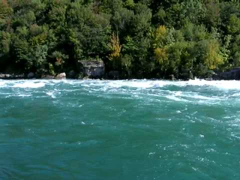 Niagara River Looking from Canada to the USA