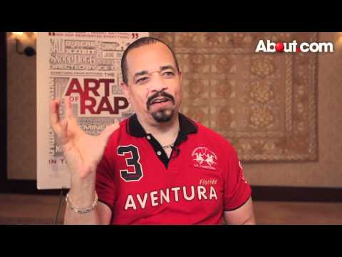 How to Rap With Ice-T: Writing Rap