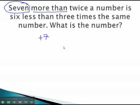 Word Problems - Number Problems - YouTube.mp4