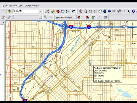 ArcGIS Business Analyst: Trade Area Analysis Tools - Part 2