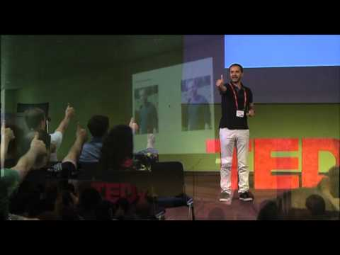 Perceptome, How perceptions create reality: Luis M. Martínez at TEDxBarcelona