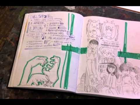 Chris Anne's Super Duper Creative Sketchbook
