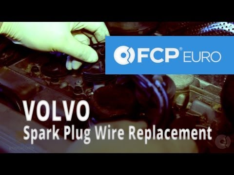 Volvo Spark Plug Wire Replacement (850 Turbo) FCP Euro