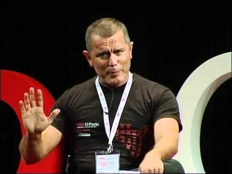 TEDxO'Porto 2012 - Manuel Forjaz - Dying, Cancer and Disease