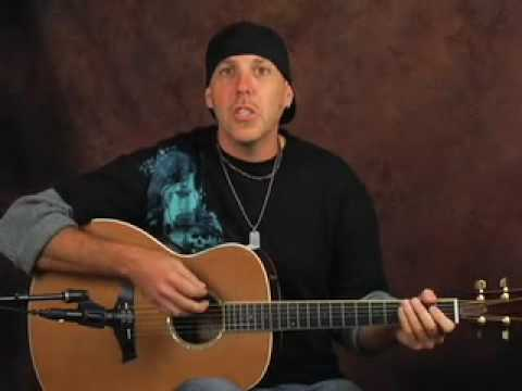 Beginner acoustic guitar learn 7th chords rock blues country