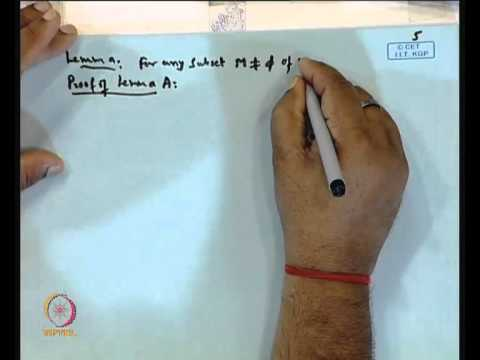 Mod-01 Lec-29 Total Orthonormal Sets And Sequences