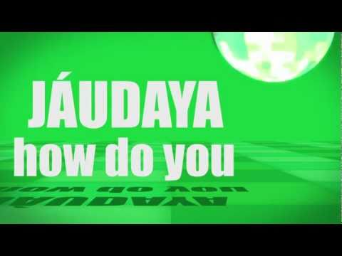 Pronunciation - #59 How do you (JÁUDAYA)