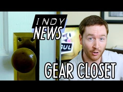 Inside Griffin's Video Gear Closet: Tripods & Camera Accessories : Indy News
