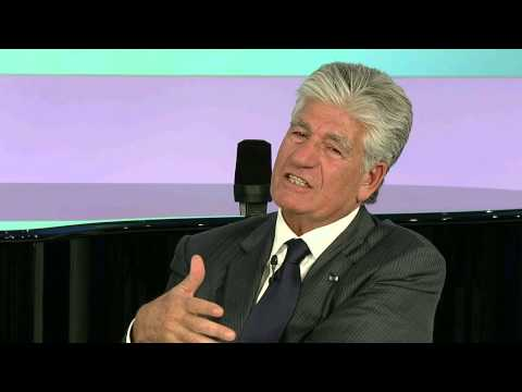 Highlights: Building a Digital Presence - Maurice Lévy at European Zeitgeist 2011