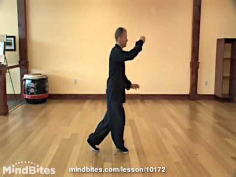 Tai Chi Made Easy - Lesson 8 - Deflect,Parry,Punch