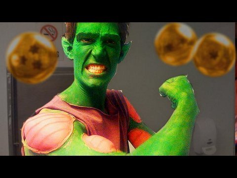 Dragonball Z Piccolo Costume and Make-Up : BFX : Build