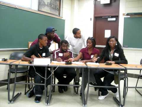 NCCU at the NC Geography Bowl