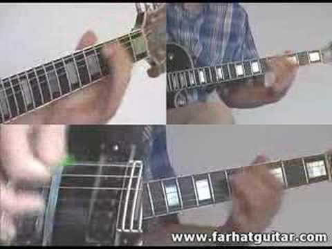 Welcome to the Jungle  part 5 vers 1   farhatguitar.com