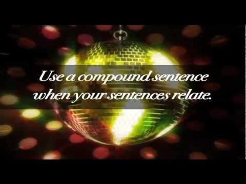 Put 'EmTogether - Conjunction and Compound Sentence Song