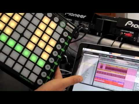 Ableton Live Tutorial video 5 with Danny Lewis