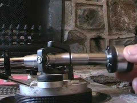Video 7 for the novice DJ, The counterweight