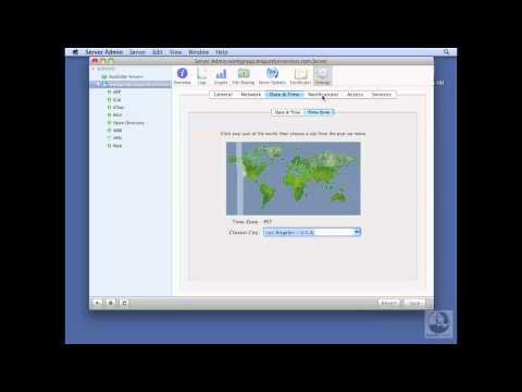 Mac OS X Server: Understanding server administration | lynda.com