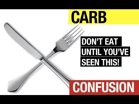 BodyBuilder Diet - The CARB CONFUSION Principle