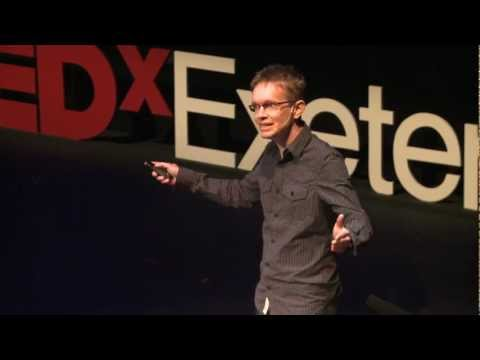Sustainable Perspectives on Video Games: Andy Robertson at TEDxExeter