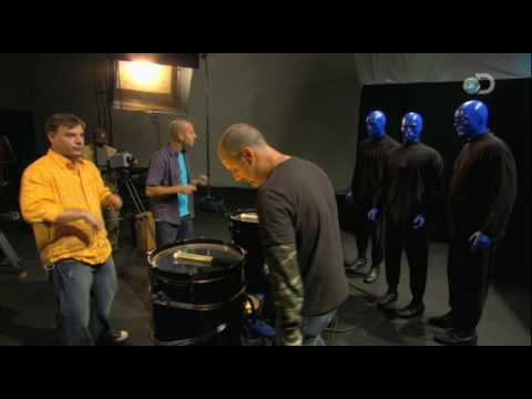 Time Warp - Blue Men, Propellers, Big Bangs and Viewer Requests