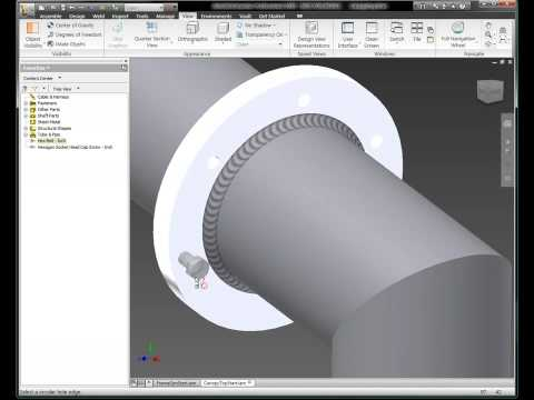 BIM Ready Content from Autodesk Inventor Part 1 of 2