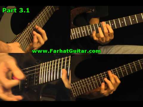 Run to the Hills Guitar Cover Iron Maiden Part 3-1