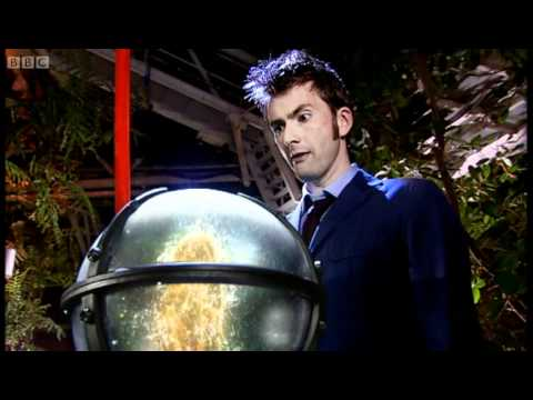 The Doctor finds Messaline's Source - Doctor Who - BBC
