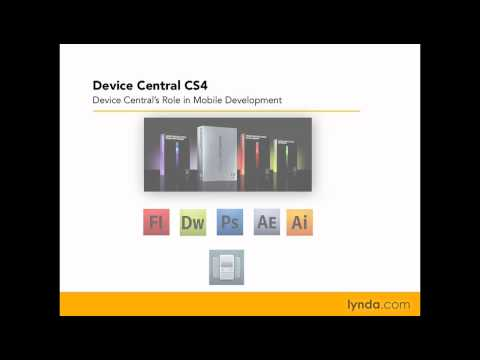 Device Central: Device Central's role in mobile development | lynda.com