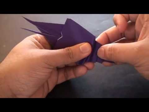 Origami Daily - 383: Shrimp (Prawn) - TCGames [HD]