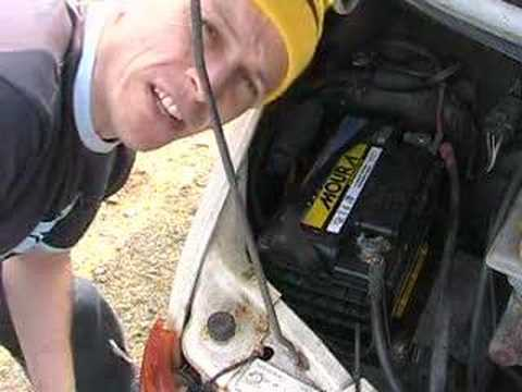 Mr mechanic, Help in maintaining your vehicle lesson 3