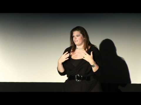 TEDxMindStreamAcademy - Jennifer Graftdyk - Our Cracks and Flaws Are What Make Us Beautiful