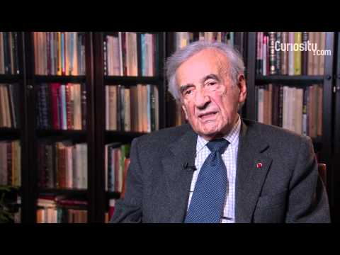 Elie Wiesel: On Human Rights Violations