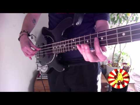 Bass lesson: Introduction to natural harmonics PART TWO