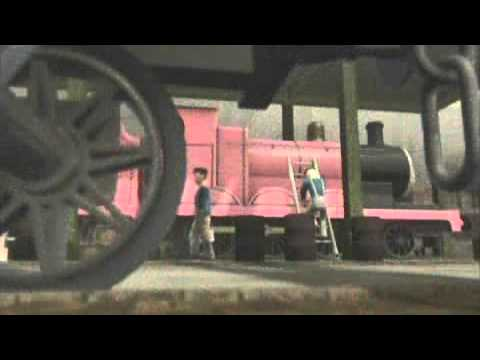 Thomas & Friends: James Painted Pink