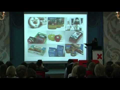 TEDxDonetsk - Andrij Shevchenko - Cities signs and places signs: designers and genius loci