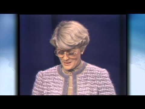 Geraldine Ferraro, First Woman VP Candidate,  Dies at 75