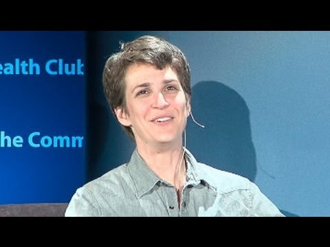 Rachel Maddow: Why the Conservative Media Model Works