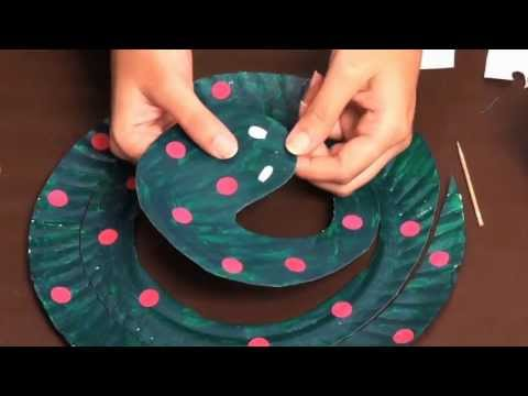 How to make a Springy Snake - Arts and Crafts