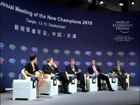 Tianjin 2010 - Sustainability and Corporate Competitiveness