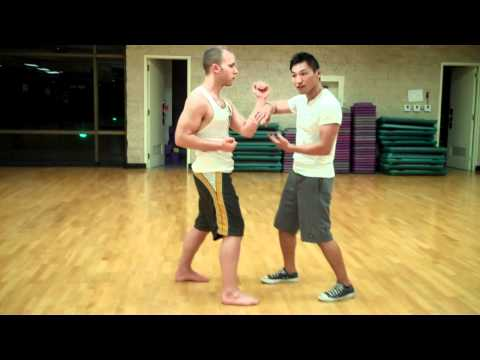 Wing Chun - Moving Dan Chi Sau (basics)