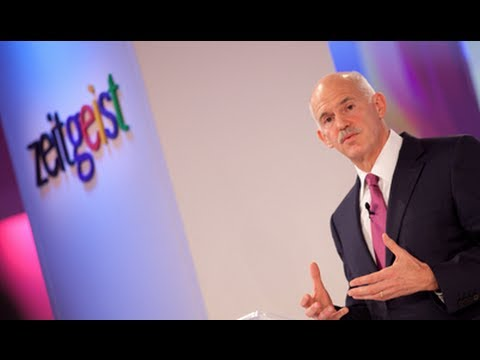 Clip - Beyond the Euro Crisis - George Papandreou - Zeitgeist 2012